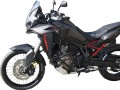 Crash bars for Honda CRF 1100 Africa Twin - Bunker black left side