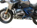 Crash bars for BMW R 1200 GS LC (2017 - …) - Basic silver