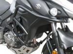 Crash bars with Bags for Suzuki DL 650 V-Strom (2017 - now)