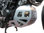 Engine guard for Suzuki DL 1000 V-strom (2017 - now) - steel silver