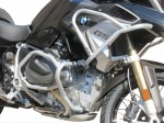 Crash bars for BMW R 1250 GS - Full Bunker  silver