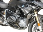 Crash bars for BMW R 1250 GS - Full Bunker  black