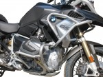 Crash bars for BMW R 1250 GS  - Basic + Upper - silver