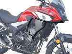 Upper crash bars for Honda CB 500 X (2019 - ) PC64