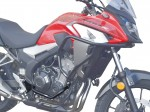 Lower crash bars for Honda CB 500 X (2019 - ) PC64