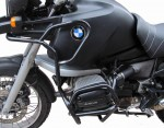 Full bunker crash bars with Bags for BMW R 1100 GS (1995-1999) - black