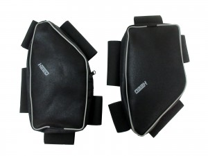 Bags for HEED crash bars for Triumph Tiger 1050