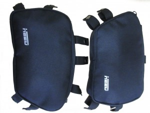 Bags for HEED crash bars for BMW R 1200 GS LC Adventure (2014 - 2016) EXTREME