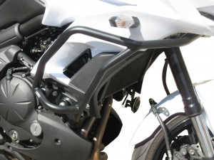 Crash bars with Bags for Kawasaki KLE 650 VERSYS (2015-2017)
