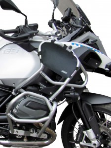 Crash bars with Bags for BMW R 1200 GS Adventure (2014 - 2016) EXTREME