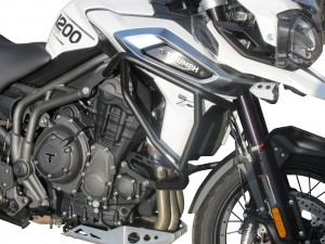 Upper crash bars with Bags for Triumph Tiger 1200 (2018 - now)