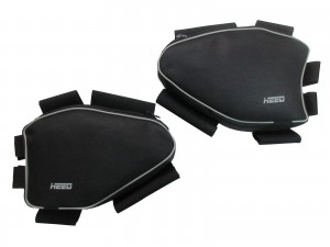 Bags for HEED crash bars for BMW R 1200 GS (2004-2012)