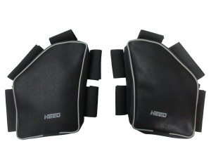 Bags for HEED crash bars for Yamaha XT 660 Z Tenere (2008-2016)
