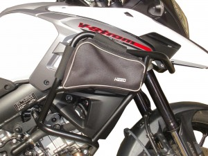 Crash bars with Bags for Suzuki DL 1000 V-STROM (2017-2019)