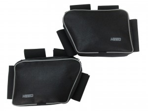 Bags for HEED crash bars for BMW F 800 GS Adventure (2013-2018)