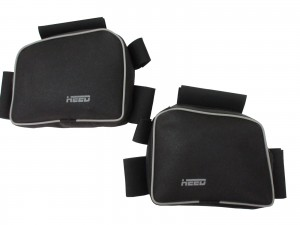 Bags for HEED crash bars for Honda XL 600 Transalp