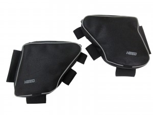 Bags for HEED crash bars for Ducati Multistrada 1200 / 950