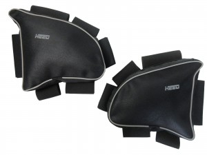 Bags for HEED crash bars for BMW R 1200 GS LC (2017 - 2018) Classic