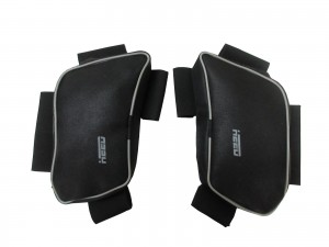 Bags for HEED crash bars for Triumph Tiger 900