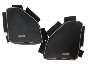 Bags for HEED crash bars for Yamaha MT-09 Tracer - Bunker