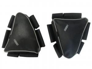 Bags for HEED crash bars for BMW R 1250 GS