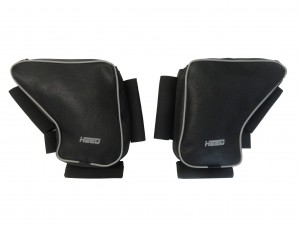 Bags for HEED crash bars for Ducati Multistrada 1260 / 1260s