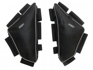 Bags for HEED crash bars for KTM 950 / 990 Adventure - lower