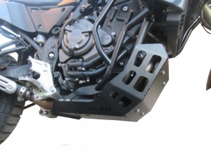 Engine guard for Yamaha Tenere 700 - aluminium black