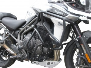 Upper and lower crash bars for Triumph Tiger 1200 (2018 - now)