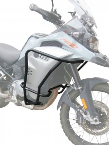 Crash bars for BMW F 850 GS Adventure - Bunker  black