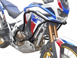 Crash bars for Honda CRF 1100 Africa Twin Adventure Sports - Bunker black