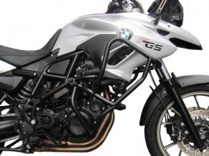 Crash bars with Bags for BMW F 700 GS (2013-2018) Bunker