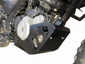 Engine guard for BMW G 650 GS (2010-2015)  Sertao / F 650 GS (00-07) - steel black
