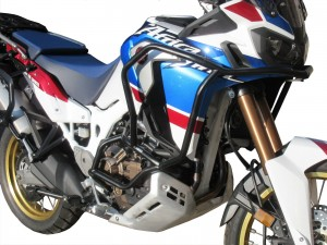 Crash bars for Honda CRF 1000 Africa Twin DCT Adventure Sports - Bunker black