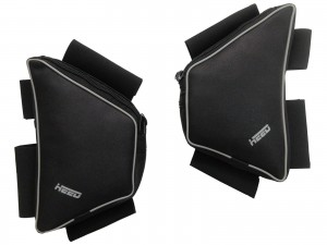 Bags for HEED crash bars for Suzuki DL 650 V-Strom / DL 1000 V-Strom