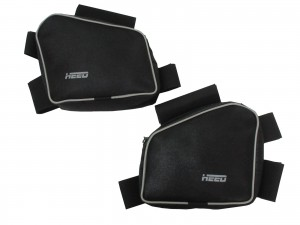 Bags for HEED crash bars for BMW G 650 GS (2010-2015) / F 650 GS (2000-2007)