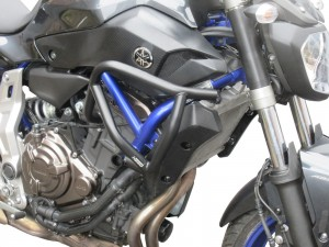 Crash bars for Yamaha MT-07 (2014 - 2017)