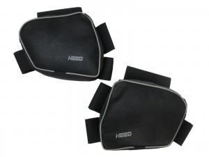Bags for HEED crash bars for BMW F 800 GS (2008-2018) / F 700 GS (2013-2018) / F 650 GS (2008-2012)