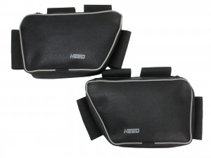 Bags for HEED crash bars for Triumph Tiger 955i / 855i