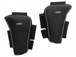 Bags for HEED crash bars for Triumph Tiger 800 (2015 - now)