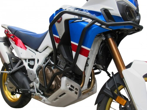 Crash bars for Honda CRF 1000 Africa Twin Adventure Sports - Bunker black