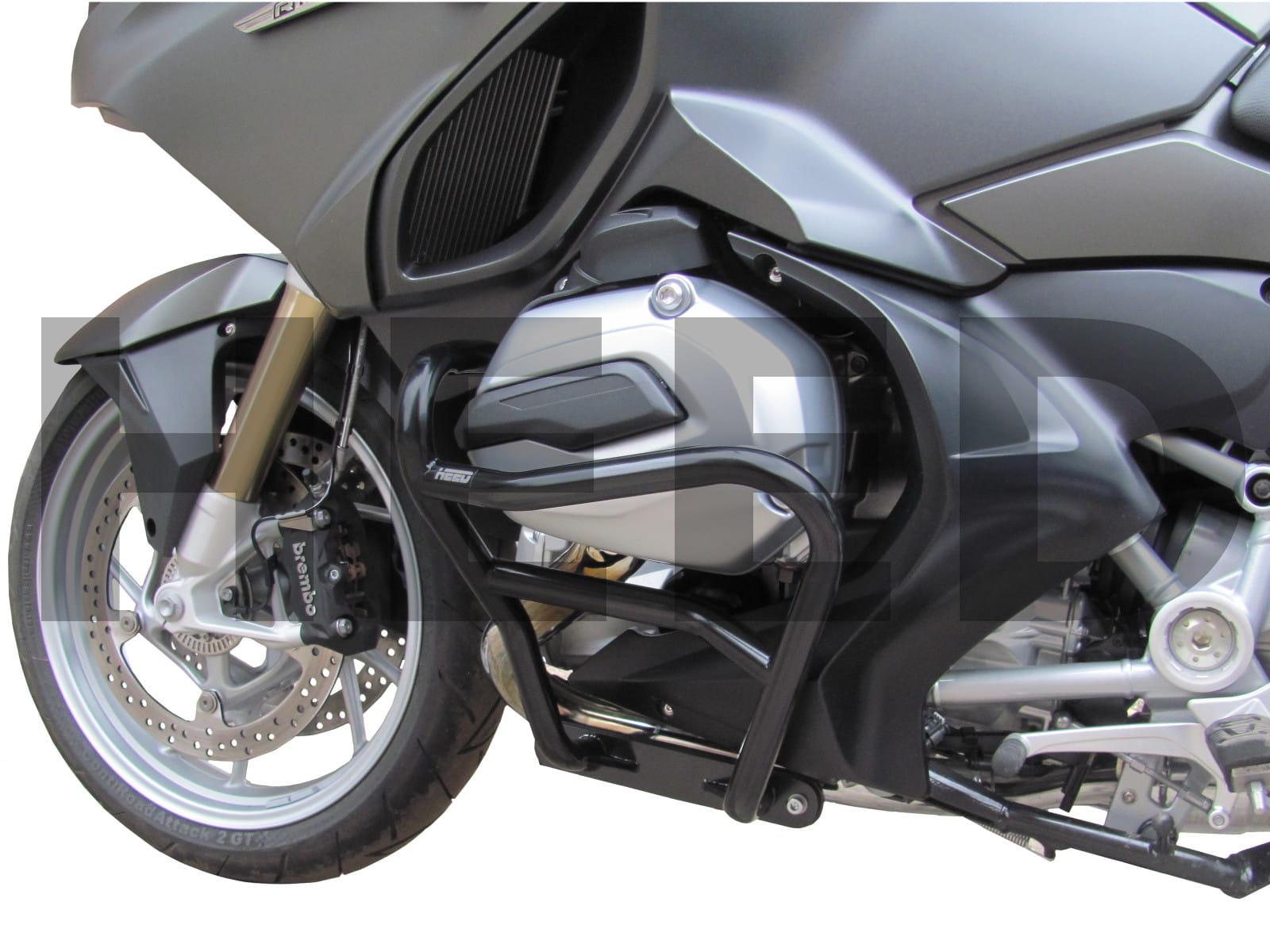 Front Crash Bars For Bmw R 1200 Rt Lc 2014 2018 Black