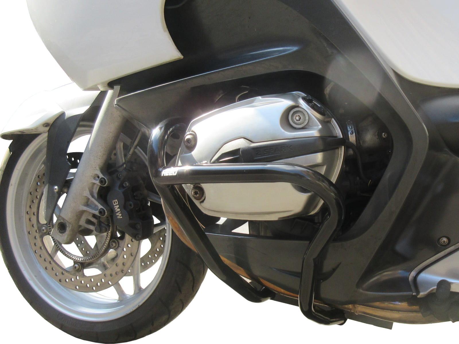 Front Crash Bars For Bmw R 1200 Rt 2005 2013 Black