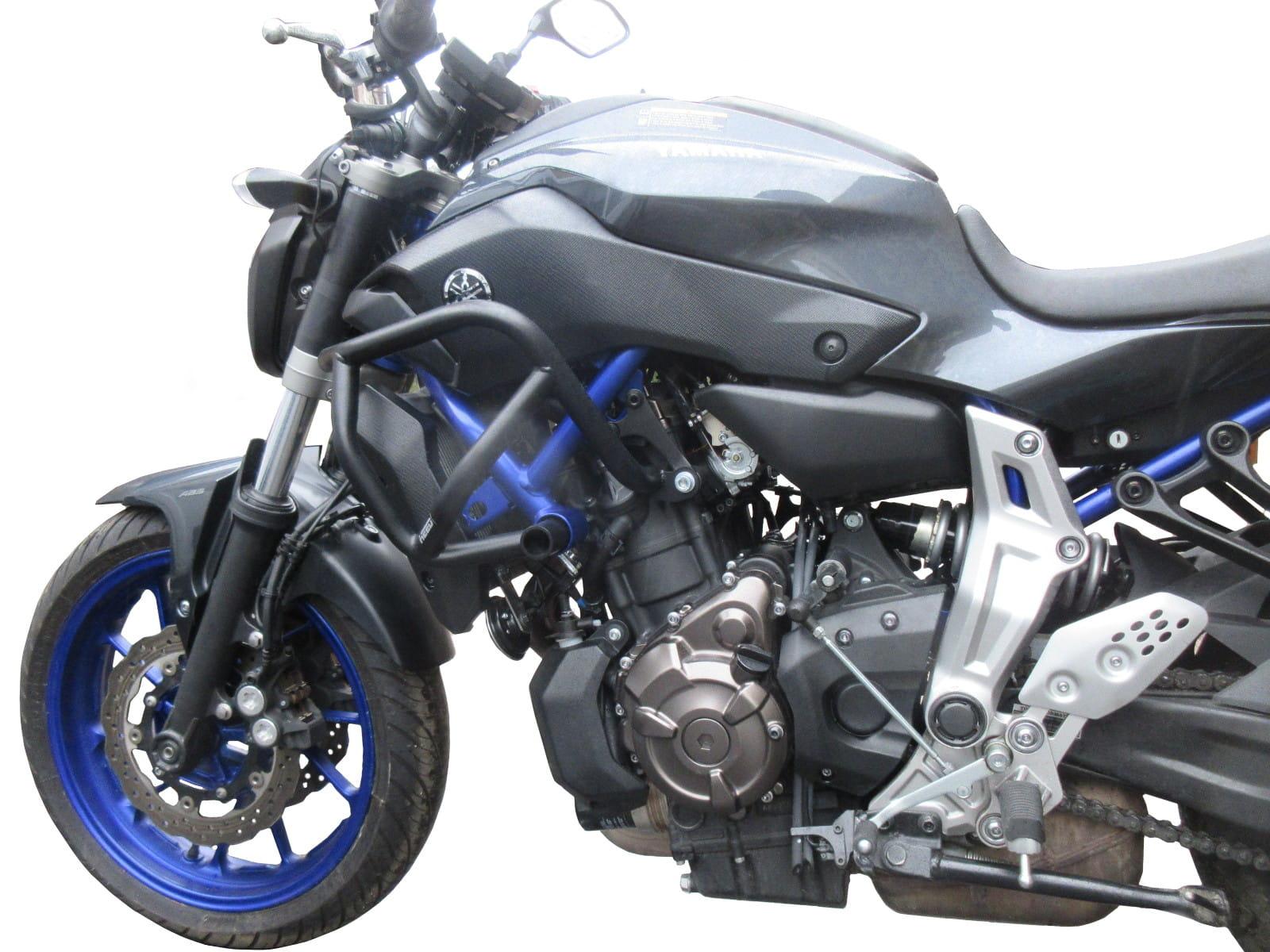 Crash bars for Yamaha MT-07 (2014 - 2017)