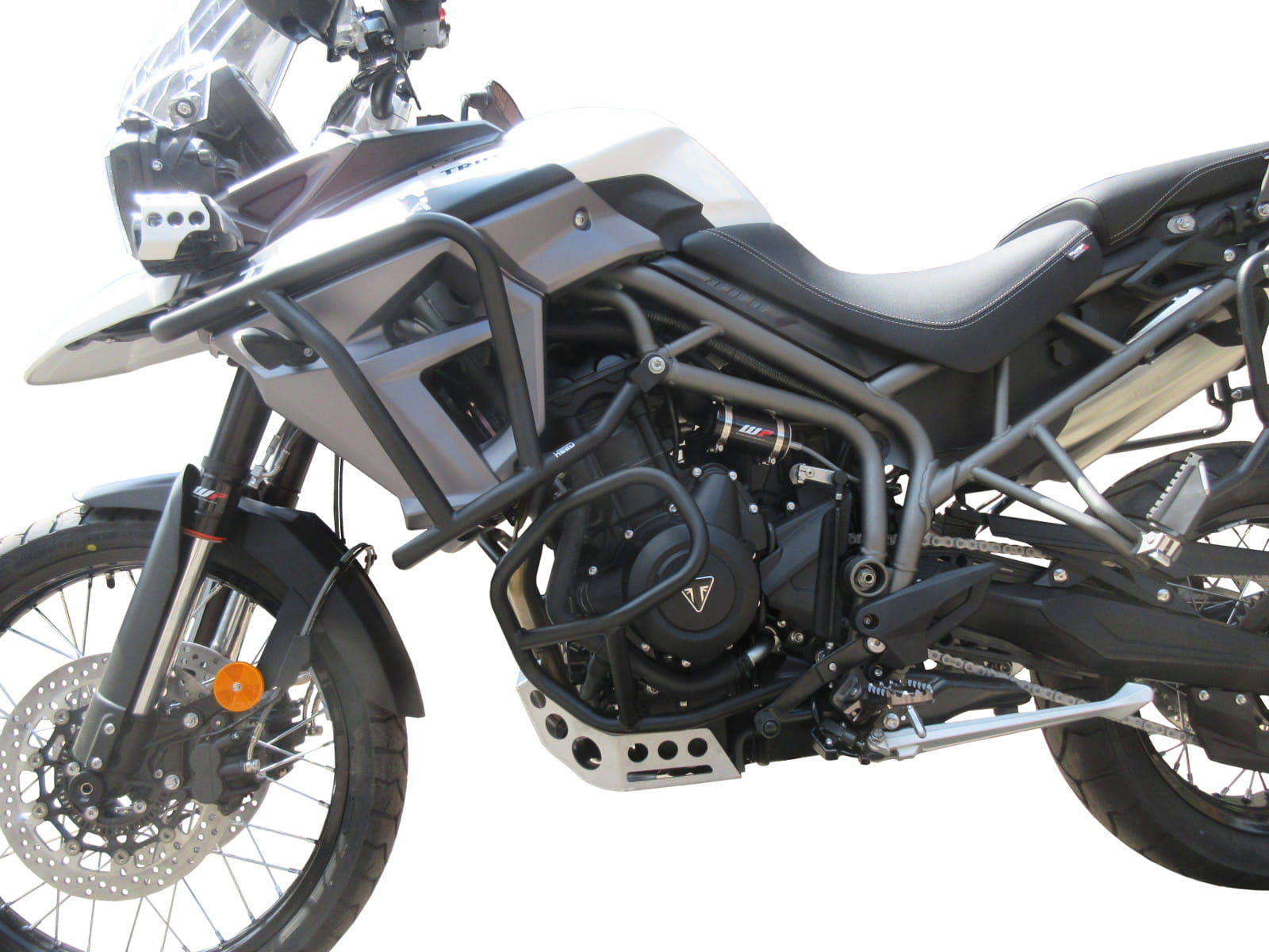 Upper Crash Bars For Triumph Tiger 800 Xc Xr 2015 Now