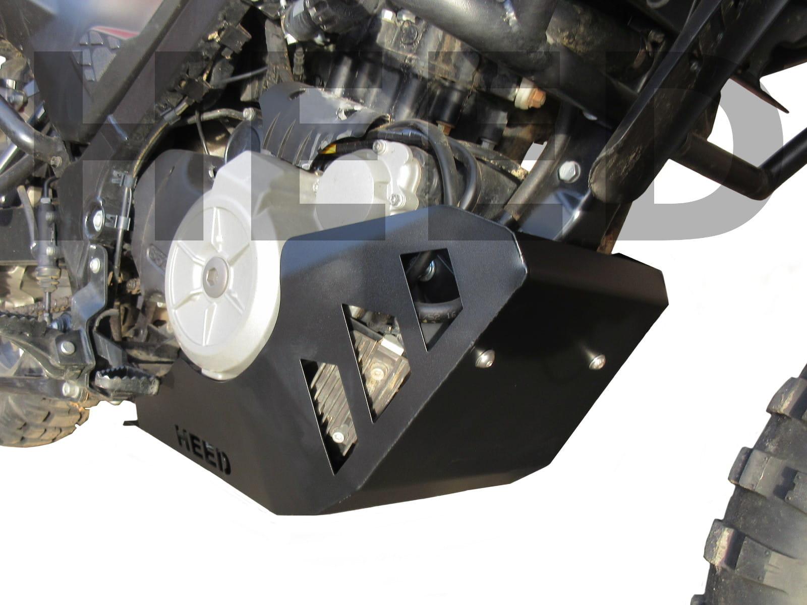 2010-2015 CRASH BARS HEED BMW G 650 GS 2010-2015 + Bags G 650 GS Sertao